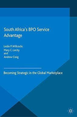 Craig, Andrew - South Africa's BPO Service Advantage, ebook