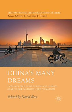 Kerr, David - China's Many Dreams, ebook