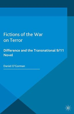 O'Gorman, Daniel - Fictions of the War on Terror, ebook