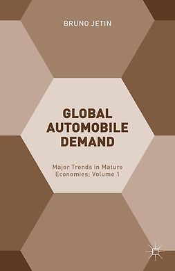 Jetin, Bruno - Global Automobile Demand, ebook