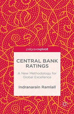 Ramlall, Indranarain - Central Bank Ratings: A New Methodology for Global Excellence, ebook