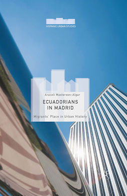 Masterson-Algar, Araceli - Ecuadorians in Madrid, ebook