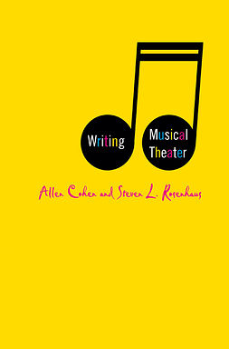 Cohen, Allen - Writing Musical Theater, ebook