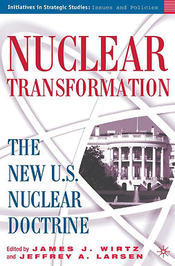 Larsen, Jeffrey A. - Nuclear Transformation, ebook