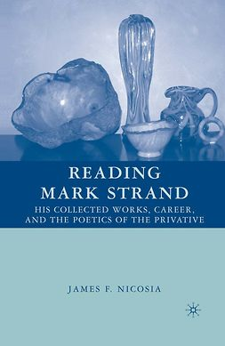 Nicosia, James F. - Reading Mark Strand, ebook