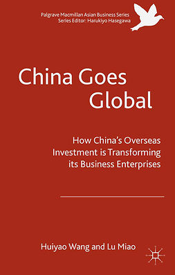 Miao, Lu - China Goes Global, ebook