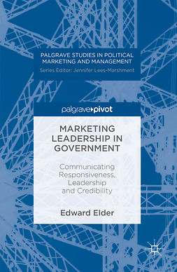Elder, Edward - Marketing Leadership in Government, ebook