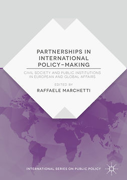 Marchetti, Raffaele - Partnerships in International Policy-Making, e-bok