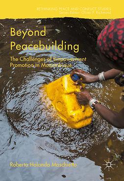 Maschietto, Roberta Holanda - Beyond Peacebuilding, e-bok