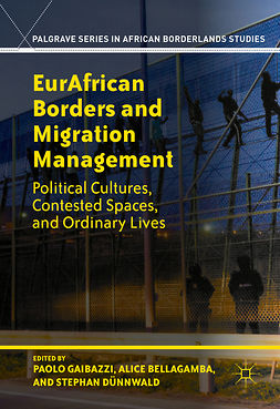 Bellagamba, Alice - EurAfrican Borders and Migration Management, e-bok