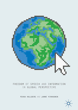 Hallberg, Pekka - Freedom of Speech and Information in Global Perspective, ebook