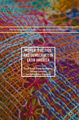 Caminotti, Mariana - Women, Politics, and Democracy in Latin America, e-bok