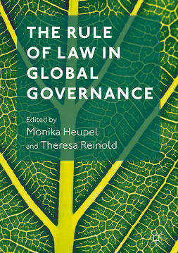 Heupel, Monika - The Rule of Law in Global Governance, ebook