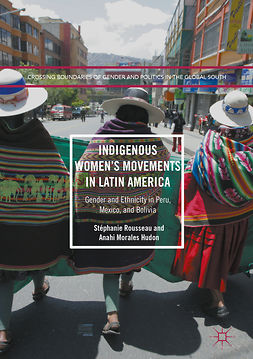 Hudon, Anahi Morales - Indigenous Women's Movements in Latin America, e-bok