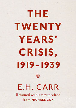 Carr, E.H. - The Twenty Years' Crisis, 1919-1939, ebook