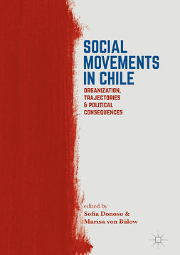 Bülow, Marisa von - Social Movements in Chile, e-bok
