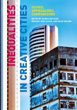 Gerhard, Ulrike - Inequalities in Creative Cities, e-bok