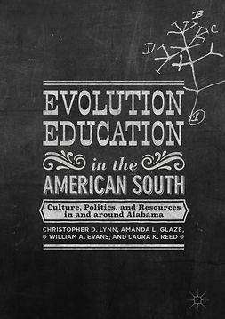 Evans, William A. - Evolution Education in the American South, e-kirja