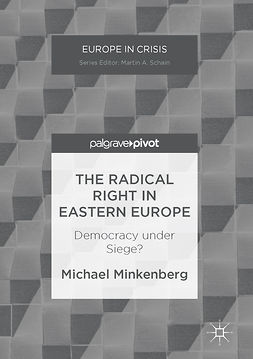 Minkenberg, Michael - The Radical Right in Eastern Europe, e-bok