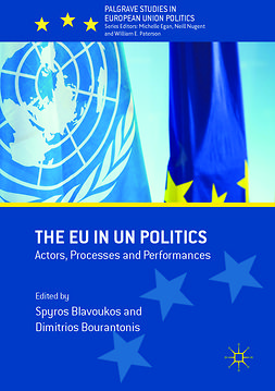Blavoukos, Spyros - The EU in UN Politics, e-bok