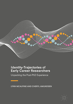 Amundsen, Cheryl - Identity-Trajectories of Early Career Researchers, ebook