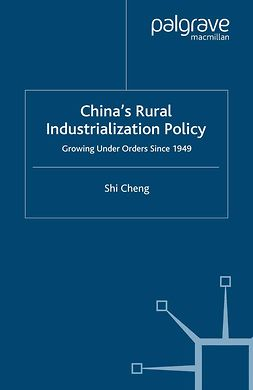 Cheng, Shi - China's Rural Industrialization Policy, ebook