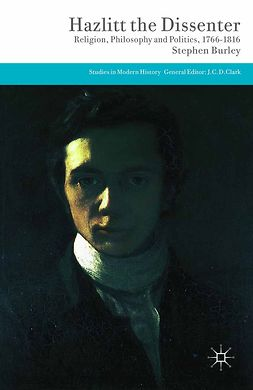 Burley, Stephen - Hazlitt the Dissenter, e-bok
