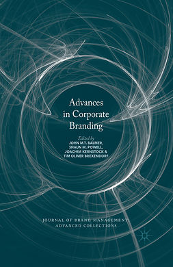 Balmer, John M. T. - Advances in Corporate Branding, ebook