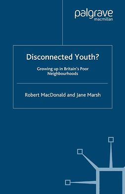 MacDonald, Robert - Disconnected Youth?, ebook