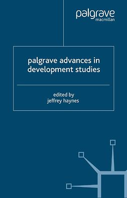 Haynes, Jeffrey - Palgrave Advances in Development Studies, e-bok