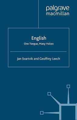Leech, Geoffrey - English, ebook