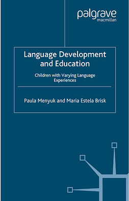Brisk, Maria Estela - Language Development and Education, ebook