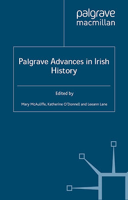 Lane, Leeann - Palgrave Advances in Irish History, ebook