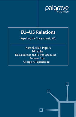 Kotzias, Nikos - EU-US Relations, ebook