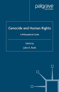 Roth, John K. - Genocide and Human Rights, e-bok