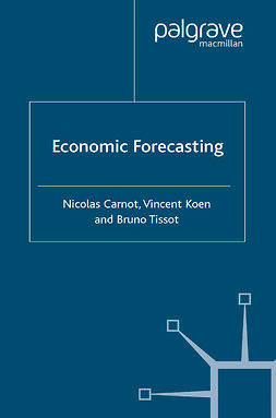 Carnot, Nicolas - Economic Forecasting, ebook