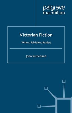 Sutherland, John - Victorian Fiction, ebook