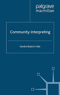 Hale, Sandra Beatriz - Community Interpreting, ebook