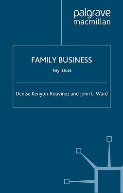 Kenyon-Rouvinez, Denise - Family Business, e-kirja