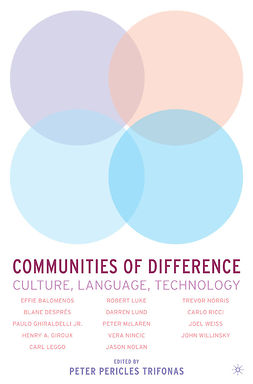 Trifonas, Peter Pericles - Communities of Difference, ebook