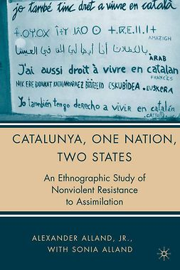 Alland, Alexander - Catalunya, One Nation, Two States, ebook