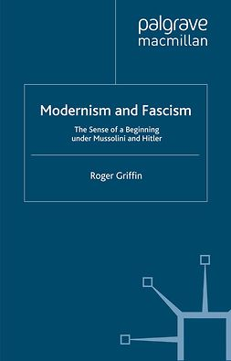 Griffin, Roger - Modernism and Fascism, ebook