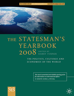 Turner, Barry - The Statesman's Yearbook 2008, ebook