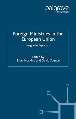 Hocking, Brian - Foreign Ministries in the European Union, e-bok
