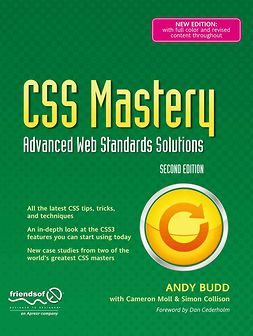 Budd, Andy - CSS Mastery, e-kirja