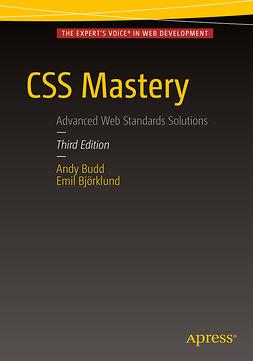 Björklund, Emil - CSS Mastery, e-kirja