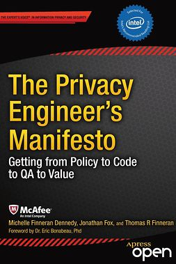 Dennedy, Michelle Finneran - The Privacy Engineer's Manifesto, ebook