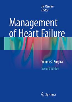 Raman, Jai - Management of Heart Failure, e-bok