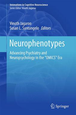 Jagaroo, Vinoth - Neurophenotypes, ebook