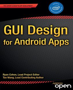 Cohen, Ryan - GUI Design for Android Apps, ebook